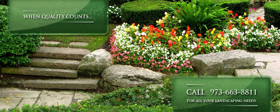 Non flash preview of Mason and Co Landscaping. When quality counts, call 973 663 8811 for all your landscaping needs.